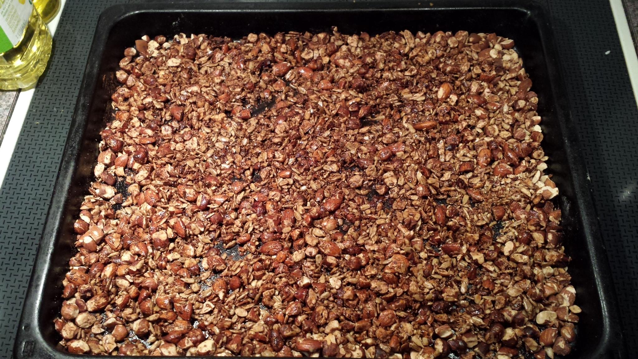 egen granola musli